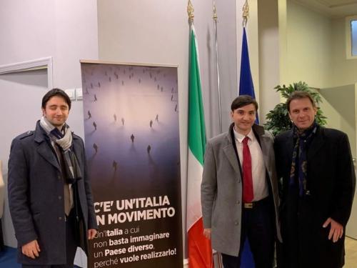 konferencja Fiuggia 3